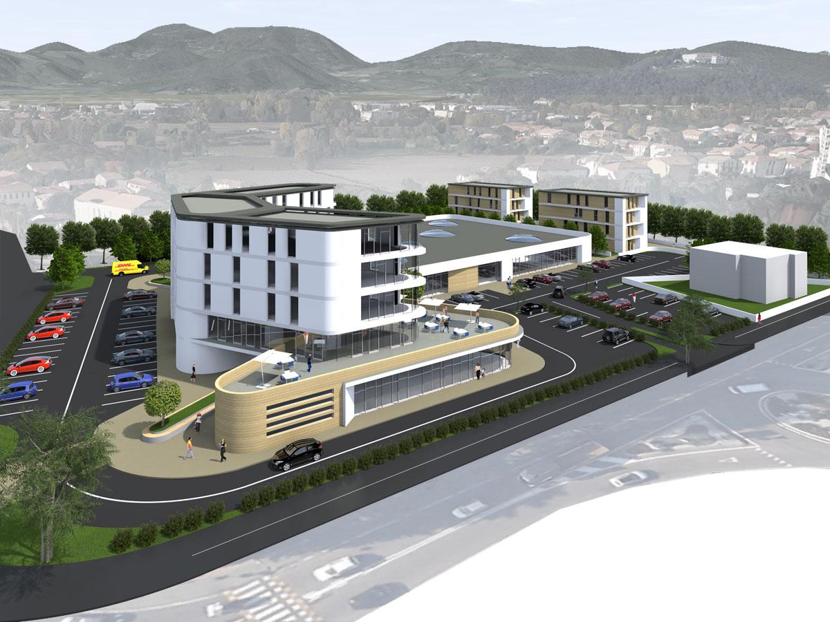 Retail Park Montegrotto Terme